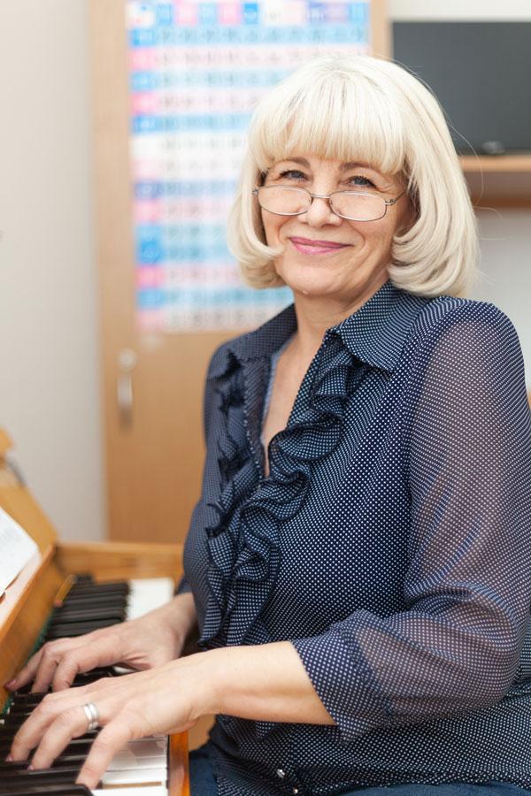 Агапова Ирина Борисовна - Преподаватель по фортепиано