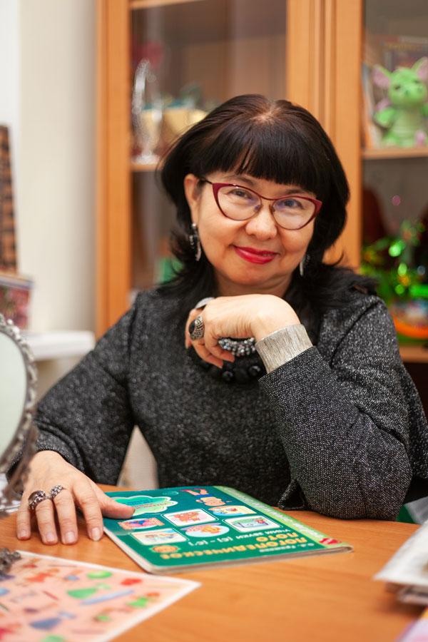 Аргимбекова Жамиля Зайнулиновна - Логопед