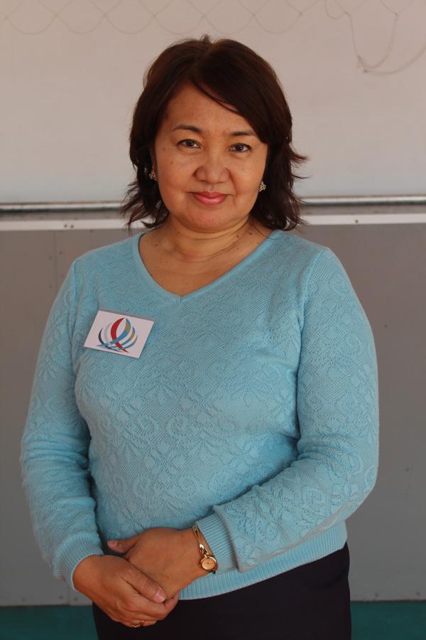 Исмаилова Раушан Бакитовна - Преподаватель французского языка