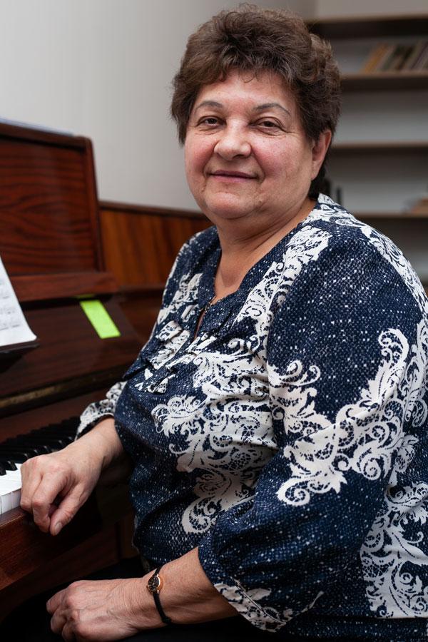 Караваева Наталья Мидхатовна - Преподаватель по фортепиано