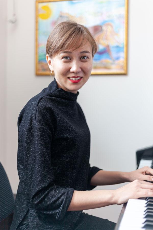 Садыкова Жанар Жастулековна - Концертмейстер